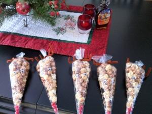 Popcorn reindeers